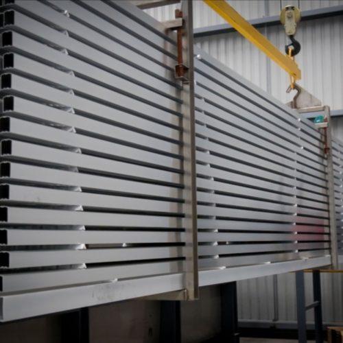 Perfiles de aluminio arquitect nico venta perfiles de - Precio perfiles de aluminio ...